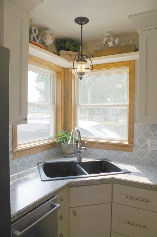 Kitchen Window View Gietzen Construction